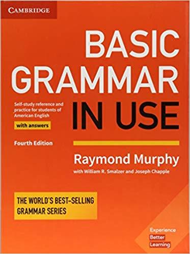 "Capa do livro ""Grammar in Use"""