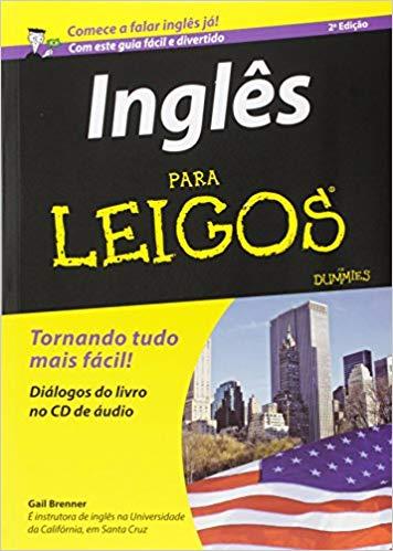 livro para aprender inglês para leigos